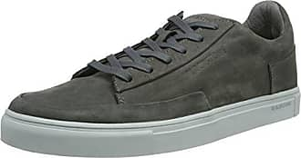 Blackstone PM63, Sneaker Uomo, Verde (Battle Battle), 43 EU