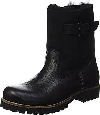 Blackstone OL41, Desert Boots Femme, Noir (Black Black), 40 EU