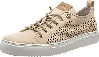 Blackstone Nl34, Sneakers Basses Femme, Blanc, 38 EU