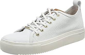 LM17, Herren Sneakers, Weiß (White), 43 EUBlackstone