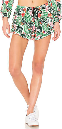 Petal To The Metal Short in Green. - size S (also in L,M,XS) Blank NYC