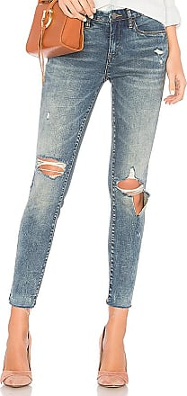 Reade Crop Anything Goes Jean. - size 24 (also in 25,26,27,28,29,30,31) Blank NYC