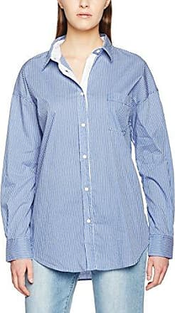 Sharon Fast, Blouse Femme, Multicolore (big Blue Stripe 8104), SBlaumax