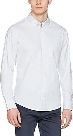 20704616, Camisa Casual para Hombre, Azul (Ensign Blue), Na (Tamaño del Fabricante:XL) Blend