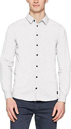 20702274, Camisa para Hombre, Blanco (70002), XXL Blend