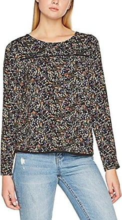Bella R to2, Blouse Femme, Noir (Printed 29100), 42 (Taille Fabricant : L)Blend