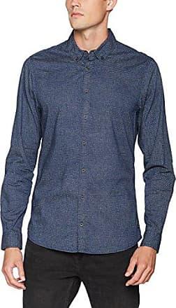 20705190, Camisa Casual para Hombre, Azul (Navy), Na (Tamaño del Fabricante:XXL) Blend