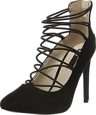 Womens Alanis Closed Toe Heels, Black, 3.5 Blink