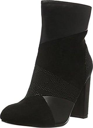 Alanis, Bottes Classiques Femme - Noir - Schwarz (Black/Black 824), 36Blink