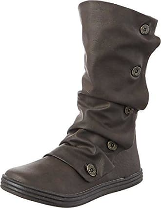 Alexi, Bottes Motardes Femme, Marron (Chocolate 219), 38 EUBlowfish
