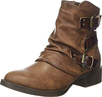 Korrekt, Botas Camperas para Mujer, Marrón (Whky LS/Whky DS 721), 37 EU Blowfish