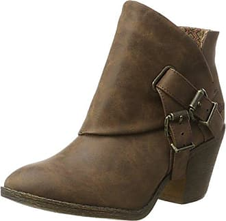Madrid - Botas Mujer, Gris (Steel Grey), 37 EU (4 UK) Blowfish