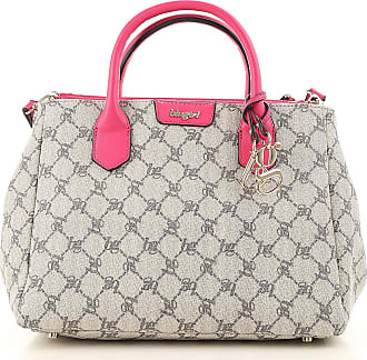 Blugirl Top Handle Handbag On Sale, Light Blue, polyurethane, 2017, one size