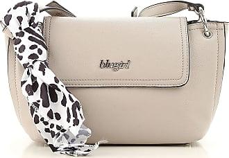Blugirl Shoulder Bag for Women On Sale, Taupe, polyurethane, 2017, one size