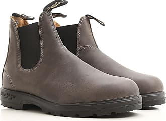 Boots for Men, Booties On Sale, Musk Green, Suede leather, 2017, 10 11 6 7 8 9 Blundstone