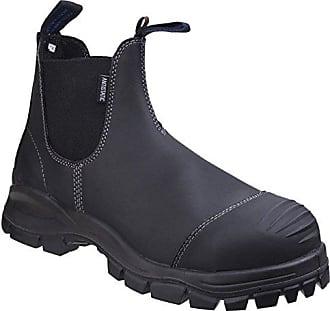 Classic Comfort 550, Unisex-Erwachsene Warm Gefüttert Stiefelette, Schwarz - Black FV1 - Größe: 39 2/3 EU Blundstone