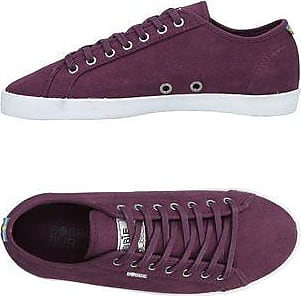 BOBBIE BURNS Low Sneakers & Tennisschuhe Damen vsmM5If