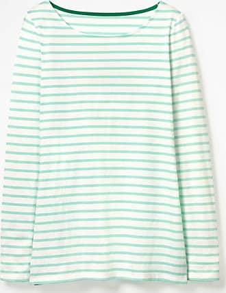 Langärmliges Bretonshirt Green Damen Boden 42 7p0bYrbR1