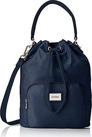 Womens Funkyline - multicolor - Peppy - blue 330411CB Shoulder Bag42x10x20 Poodlebags TWULvhCMY