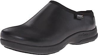 Womens Stewart Slip Resistant Work Shoe, Chalk, 10 M US Bogs