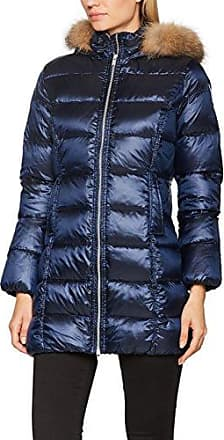 Bomboogie CW106PTCSI, Manteau Femme, (Navy Blue 20), 40(Taille Fabricant: 2)