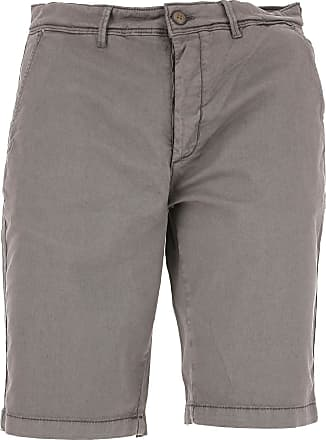 Shorts for Men On Sale, Grey, Cotton, 2017, 28 29 30 31 32 33 34 35 36 38 40 Bomboogie