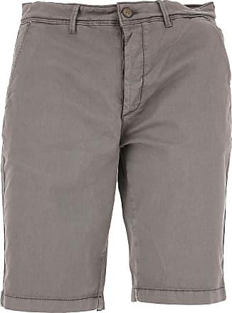 Shorts para Hombre, Pantalones Cortos Baratos en Rebajas, Gris, Algodon, 2017, 44 45 46 47 48 49 50 51 52 53 54 56 Bomboogie
