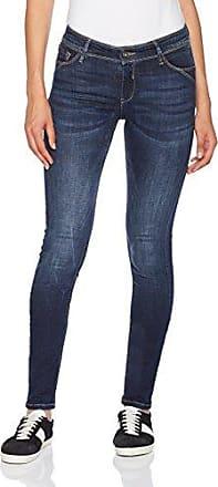 Bonobo CHINOLORF3, Pantalones para Mujer, Amarillo (Jaune 500), W24
