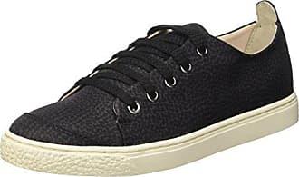 Sneakers Alta, Baskets Hautes Femme, Vert (Tundra F63), 36 EUBorbonese
