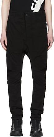 off-centre button trousers - Black Boris Bidian Saberi uC3iOT0J0