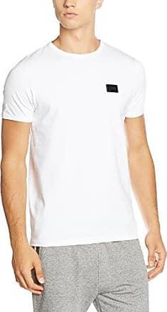 Mens Tee Alexandrite, T-Shirt Homme, Blanc (White), LBorn Rich