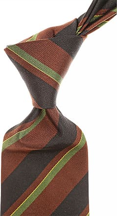 Ties On Sale, Melange Forest Green, Silk, 2017, one size Barba