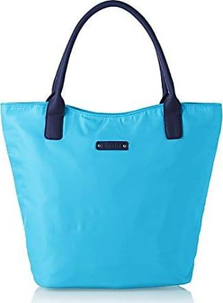 Womens SHOPPER JUMPER SS18 TURQUESA Shoulder Bag Turquoise Turquoise (Aqua) Munich TgJtD
