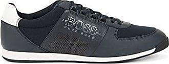 Boss Green Maze_lowp_neo2, Zapatillas para Hombre, Azul (Dark Blue 401), 42 EU