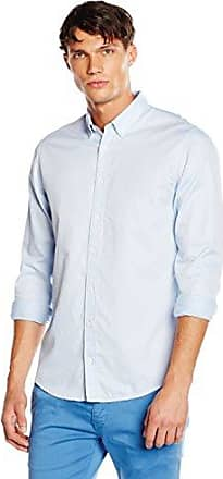 Eeasy_2, Camisa para Hombre, Azul (Open Blue 460), X-Large HUGO BOSS