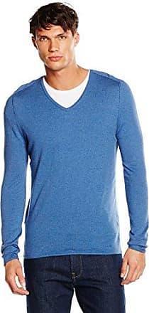Kindpaul, Sudadera para Hombre, Azul (Medium Blue 420), Medium HUGO BOSS