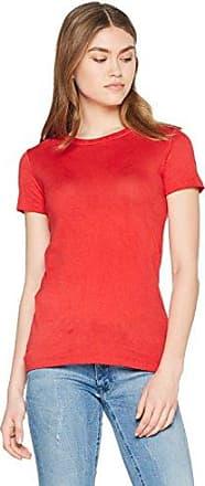 HUGO BOSS Teestar, Camiseta para Mujer, Plateado (Silver 040), Medium