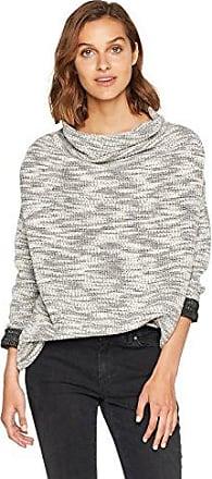 HUGO BOSS Talike, Camisa Manga Larga para Mujer, Gris (Charcoal 013), X-Small