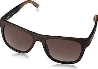 BOSS Orange Unisex-Adults 0270/S T4 Sunglasses, Grn Antqgrn with Black FL Lens, 55 mm Boss Orange by Hugo Boss