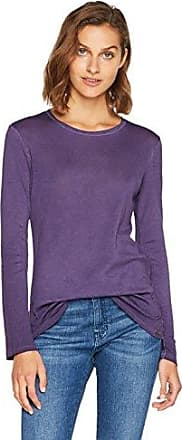 HUGO BOSS Boss Casual Talooki 10195503 01, T-Shirt à Manches Longues Femme, (Dark Blue 405), Medium