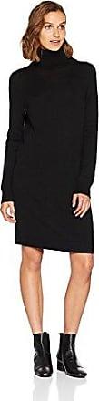 HUGO BOSS Wijjune 10202478 01, Gilet Femme, (Black 001), X-Small