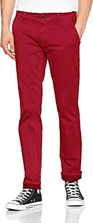 Boss Casual Schino-Slim D, Pantalon Homme, Rouge (Bright Red 620), Keine Angabe (Taille Fabricant: 3330)HUGO BOSS