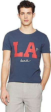 Boss Orange 10197423 01, Camiseta Hombre, Azul (Dark Blue), X-Large HUGO BOSS