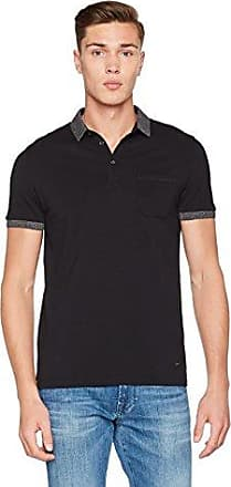 HUGO BOSS Boss Casual Previously, T-Shirt Homme, (Black 001), Medium