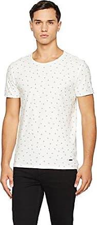 Boss Orange 10139980 01, T-Shirt Homme, Blanc (White), LargeHUGO BOSS