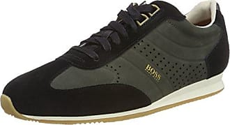 Orland_Lowp_MX, Sneakers Basses Homme, Bleu (Dark Blue 401), 39 EUBoss Orange by Hugo Boss