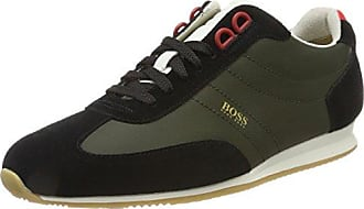Boss Orange Orland_Lowp_MX, Sneakers Basses Homme, Multicolore (Open Red 640), 46 EU