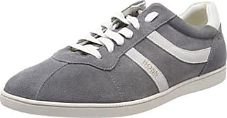 Rumba_Tenn_SD, Sneakers Basses Homme, Bleu (Light/Pastel Blue), 45 EUBoss Orange by Hugo Boss
