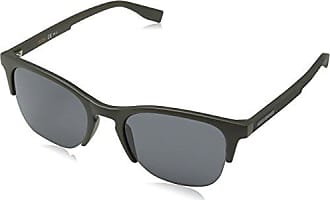 Boss Orange Damen Sonnenbrille BO 0288/S 9O 807, Schwarz (Black/Dark Grey SF), 51