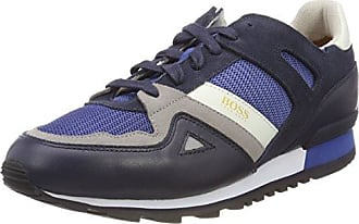 Stillnes_Tenn_WS 10198926 01, Zapatillas para Hombre, Azul (Dark Blue), 40 EU Boss Orange by Hugo Boss